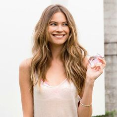 Talk about a natural! Behati Prinsloo is the face of our Angels Only fragrance.