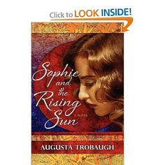 """Sophie and the Rising Sun.  World War I widow meets a Japanese man in her small town.  He has a """"past"""" & the townspeople are fearful after Pearl Harbor is attacked.  Widow has to decide how far loyalty (to herself? to an Enemy-Japanese? Her country?) will go.  A Must Read!!!"""