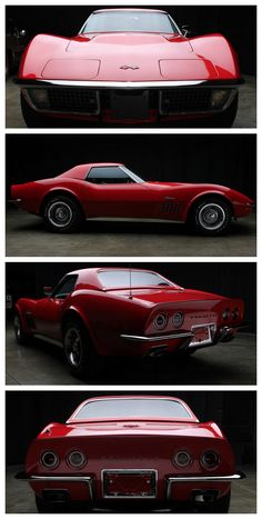 Beautifully crafted Chevrolet Corvette LS6. Let us know if it gets any better than this... #AutoAwesome