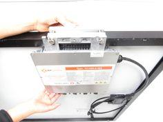 AP Systems largest microinverter. Clam, Solar Panels, Electronics, Sun Panels, Solar Power Panels, Consumer Electronics, Sons