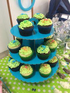 Cupcakes para babyshower