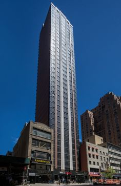 Better known as Madison Park Tower, 49 East 34th Street is a sleek new construction in the Murray Hill neighborhood of Midtow