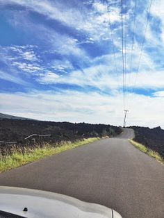 Lava Fields on #maui @cariloha #pwinternship