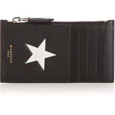 printed card holder - Black Givenchy T84e2BUiNr