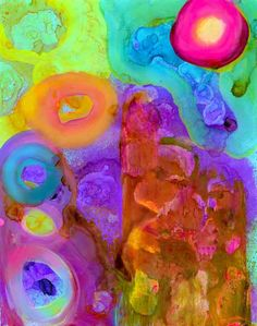 Finding Equilibrium by China Carnella Fine Art.