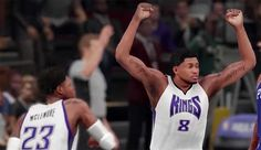 Kings Featured in NBA 2K16 Trailer - http://on.nba.com/1NThcyr