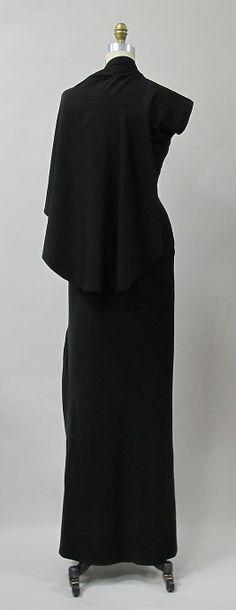 Charles James Evening dress 1937-38