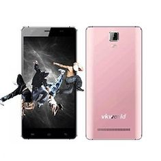 Naked Eye 3d SmartPhone Unlocked 5.5inch Real 3d Screen Mobile Quad Core 13.0mp FHD Corning (Rose-Golden)