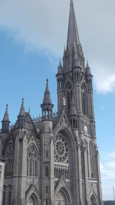 FB page - Pictures of ireland ♥ St. Coleman's Cathedral near port of Cobh, Ireland - https://www.facebook.com/photo.php?fbid=563545807021147=a.563545023687892.1073744235.417591271616602=1