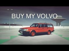 YouTuber PonyHans wants to sell his red Volvo. And he made this insanely brilliant ad to do it. Feast your eyes on this mother. | This Is Probably The Best Personal Ad For A Used Car You Will Ever See