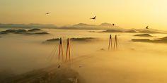 Uldolmok, Jindo, South Korea