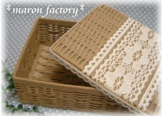 エコクラフト Paper Tape, Blog Entry, Basket, Paper Envelopes