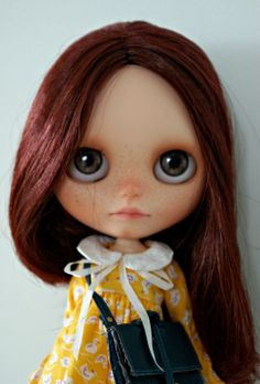 OOAK Custom Blythe Doll Customized by NATCASE1 | eBay