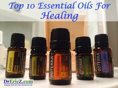 The list is long, but after careful research we've narrowed the top 10 essential oils for healing.