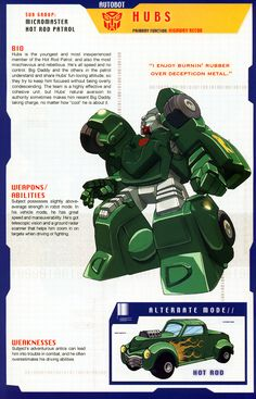 Transformer of the Day: Hubs Transformers Armada, Transformers Generation 1, Transformers Cybertron, Transformers Characters, Transformers Movie, Gi Joe, Comic Book Characters, Comic Books, Airplane Art
