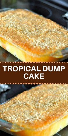 Everyone loves delicious desserts and sweets! Find easy dessert recipes for every occasion. Dump Cake Recipes, Dessert Recipes, Dump Cakes, Poke Cakes, Dessert Ideas, Easy Desserts, Delicious Desserts, Fluff Desserts, Pudding Desserts