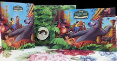 7th Birthday Invitation Theme: The Jungle Book