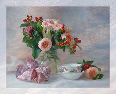 Floral Still Life -  Bakh Mariya Photoart