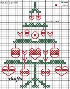 Christmas Cross-stitch Design