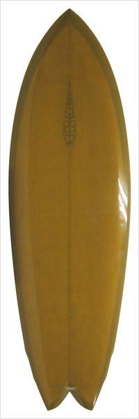 Mandala Double Wing Quad Fish 5`8 MOON LIGHT GLASSING製