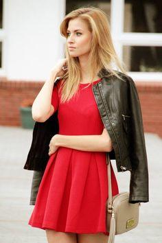 Red Dress  #