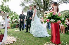 Matrimonio non convenzionale con cerimonia all'americana, Casina Valadier