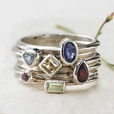 meanings of friendship rings- cld look for a way to use our birthstones