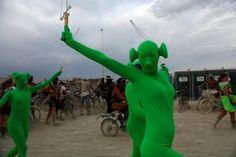 Burning Man: as imagens do festival mais alternativo do mundo – O Jornal Económico