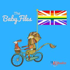 The Baby Files is a baby book for all families. Perfect for gay parents, straight parents, adoption, surrogacy, any religion or none at all. Just add love. Yankees News, Surrogacy, Make A Family, Parent Resources, New Parents, Cool Baby Stuff, Baby Gear, Families, Adoption