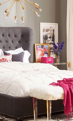 Offer A Stylish Seat In The Foyer Or Define Space At Foot Of Your Bed