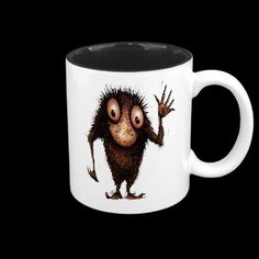 Omg i need to have this! Troll Mug from StrangeStore