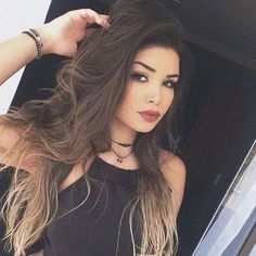 Hottest Long Ombre Hairstyles 2015 - 2016