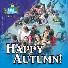 Even if something is left undone, everyone must take time to sit still and watch the leaves turn. ~ Elizabeth Lawrence #MMFunCity #HappyAutumn