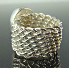 Labradorite ring, sterling silver jewelry handmade, silver ring. $125.95, via Etsy.