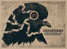 """Hereditary"" by Chris Garofalo Best Movie Posters, Movie Poster Art, Horror Movie Posters, Horror Movies, Groove Movie, Film Poster Design, Pop Culture Art, A Level Art, Alternative Movie Posters"