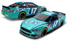 Jayski's® NASCAR Silly Season Site - 2013 NASCAR Sprint Cup Series #17 Paint Schemes. Cool car Kenseth!