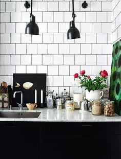 Revestimientos de pared que le darán a tu cocina un estilo diferente
