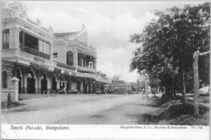 Bangalore: M G Road Before Independence