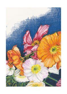 Image of poppy love - series I