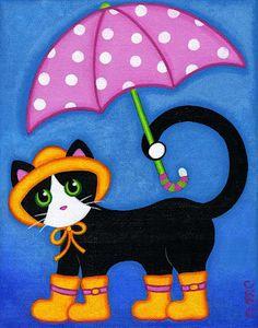 Está chovendo!! Bom Dia!! !