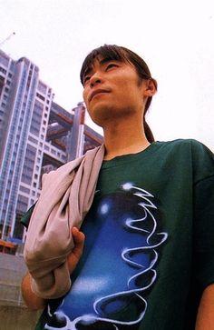 Ishida Akira circa 1990s