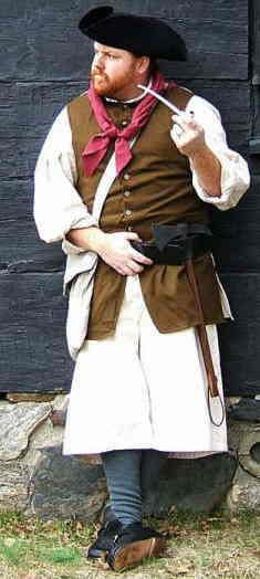 Guide to sailor's kit 1680-1725 - a handy how-to for getting started with historic naval/pirate attire