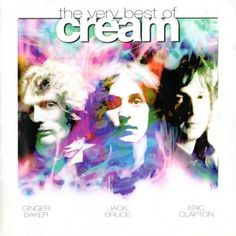 Cream The Very Best of Cream - compact disc