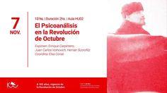 """""""El psicoanálisis en la Revolución de Octubre"""" // E. Carpintero, Volnovi..."""