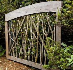 Thru the Garden Gate.... | My House In Africa