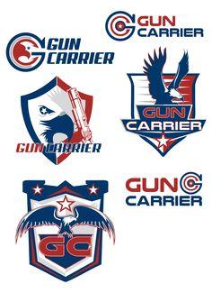 GUN CARRIER logo variation