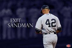 """#SportsCenter Hablando en nombre de los fanáticos del béisbol en Nueva York y en todo el mundo cuando decimos: """"Gracias, Mariano."""""""