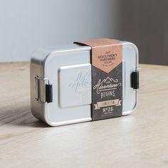 Gentlemen's Hardware Lunch Tin