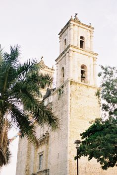 Stone Church Outside Playa del Carmen Mexico | photography by http://www.laurelynsavannahphotography.com