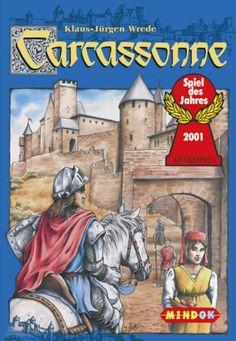 WWW.HRAJEME.CZ :: Carcassonne - základní hra (Carcassonne) :: informace o hře